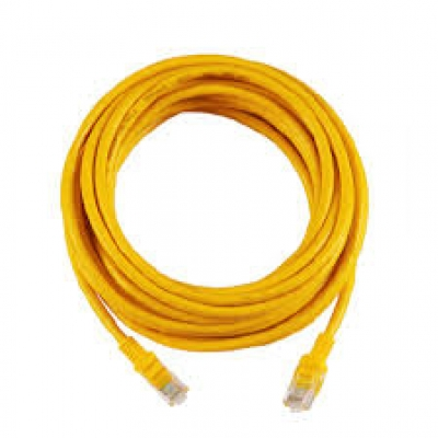 Exelink PATCH CORD 40CM CAT6 26AWG AMARILLO